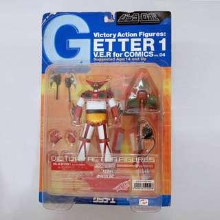 Shin Getter #1 Victory Action Figure