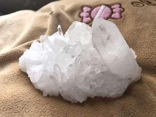 白水晶簇 Rock Crystal