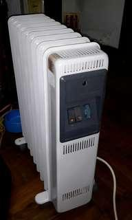Philips 風琴電暖爐2000W型號HD3406二手七八成新一切正常西貢區