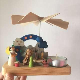 Wooden Toy (pyramid)