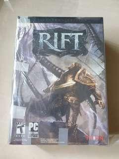 PC DVD Game Rift New