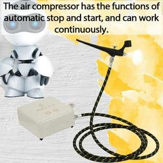 airbrush compressor | Craft Supplies & Tools | Carousell