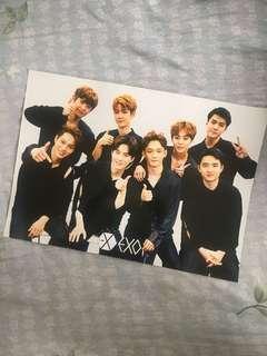 EXO Mini Poster 02