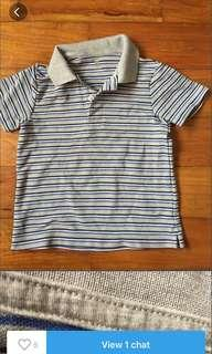 Uniqlo Polo Shirt Size 110