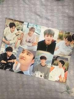 EXO Mini Poster 04