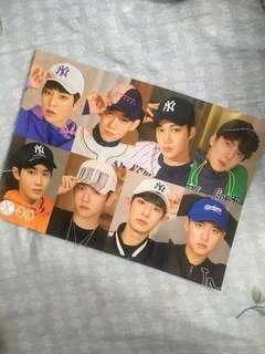 EXO Mini Poster 08
