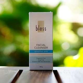 [NEW] Bless Facial Cleanser (Sensitive Skin)