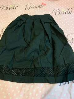 BN Black Skirt (Elastic Band)
