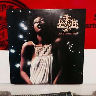 Donna Summer – Love To Love You Baby 黑膠
