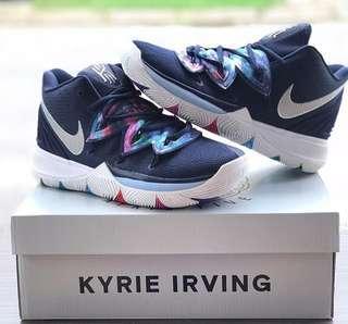 Kyrie 5 multi colour