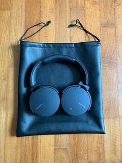Leather Pouch for Sony MDR-XB950N1 (PLEASE READ DETAILS BELOW)