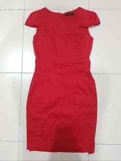 Red dress - Le Ann Maxima