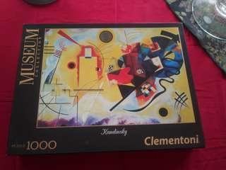 Kandinsky Puzzle