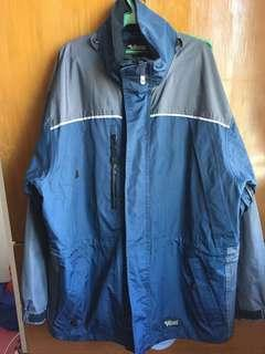 Vikings Hiking Jacket Large