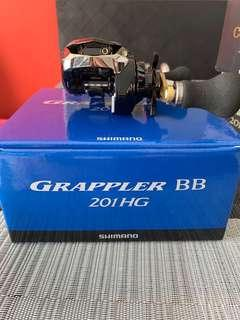 Shimano Grappler BB 201HG