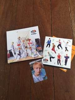 NCT DREAM WE GO UP