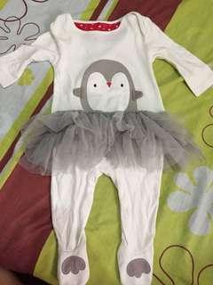 Mothercare Bodysuit or Sleepsuit for baby