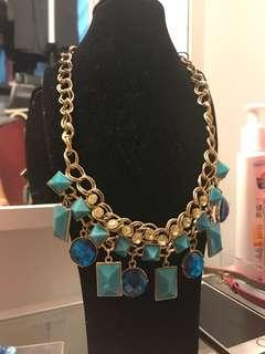 Tiffany Blue Necklace (FREE POSTAGE)