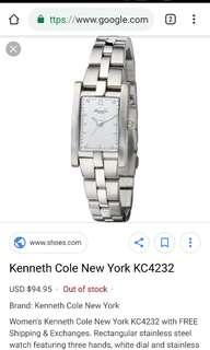 Kenneth cole stainless