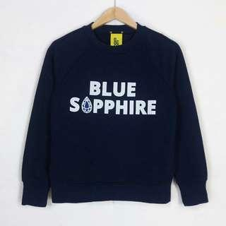 Crewneck blie saphire not champion  / dickies / gap /supreme