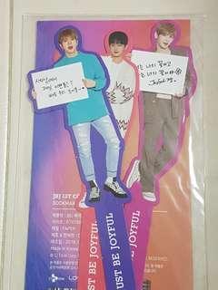 Jbj 1st concert official bookmark
