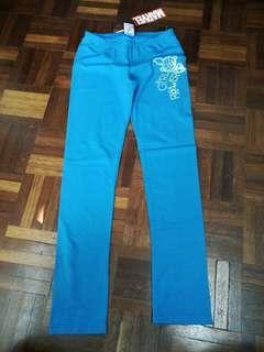 Spider women long pants