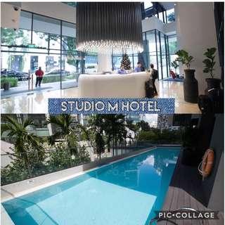 Studio M Hotel 2019