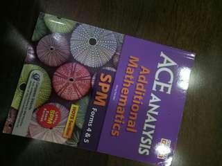 ACE Analysis- additional mathematics