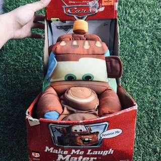 Cars action figure