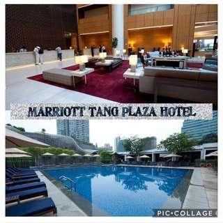 Marriott Tang Hotel 2019 Weekend