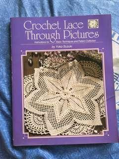 Crotchet Lace Book