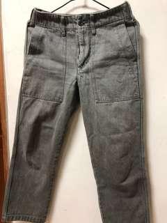 🚚 復古老褲