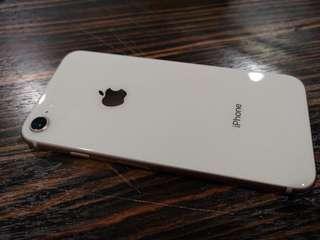 iPhone 8 246GB (Tiptop condition)