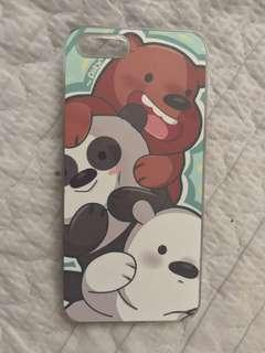 iPhone 5s case - We bare bears