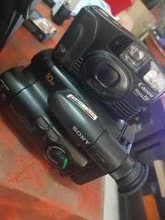 Sony handycam for sparepat buy 1 free 1