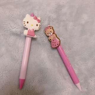 🚚 Kitty自動筆