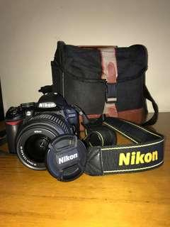 Nikon camera to let go