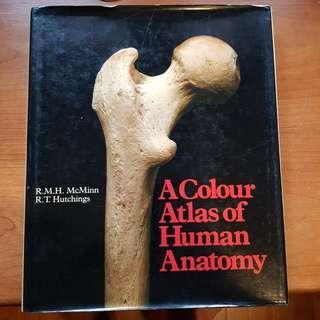 McMinn Colour Atlas of Human Anatomy