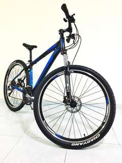 "Brand new 29"" TRINX panther mountain bike"