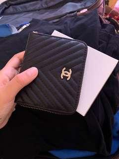 Card/ coin bag (replica)