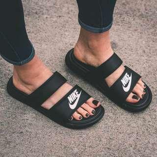 Authentic Black Nike Sliders (EUR 39-40, UK 5.5)