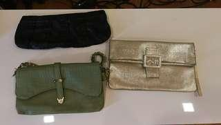 Dinner bags/ clutch bags to give away