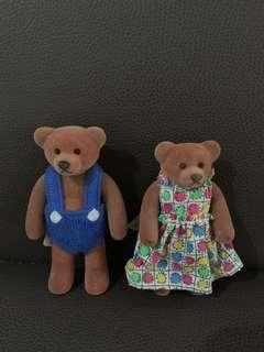 🚚 Vintage Toy Bears from McDonald's