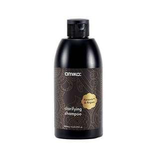 全新 amika clarifying shampoo 淨化養護洗髮露
