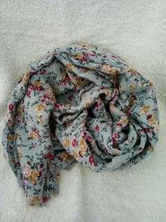 Cotton Pashmina (Light Grey)