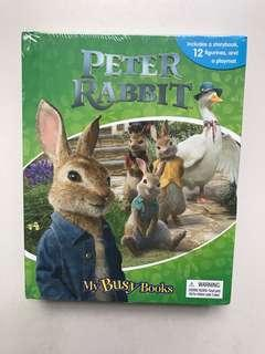 Peter rabbit busy book