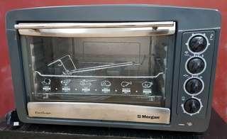 Morgan electric oven