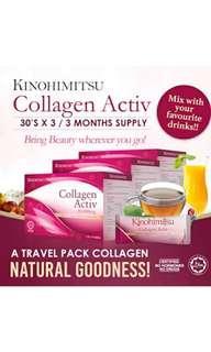 Kinohimitsu Collagen Activ Powder (3 months supply)