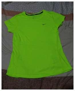 Nike Dri-Fit Neon Green Medium