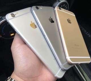 iPhone 6 16gb/64gb/ 128gb SEMI-FACTORY UNLOCKED